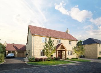 Weston-On-The-Green, Oxfordshire OX25. 4 bed detached house for sale