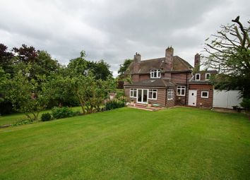 Thumbnail 4 bed detached house for sale in North Lane, Willington, Crook