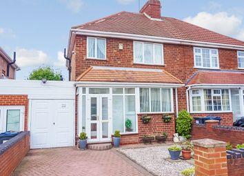 3 bed semi-detached house for sale in Springthorpe Road, Birmingham B24