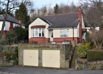 Thumbnail 5 bed detached bungalow for sale in Heaton Road, Paddock, Huddersfield