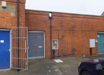 Thumbnail Commercial property to let in Warsop Enterprise Centre, Burns Lane, Warsop, Notts