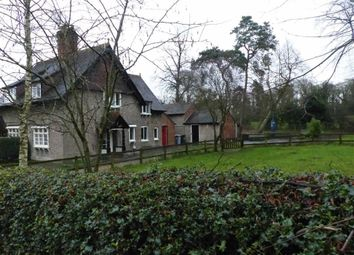 Thumbnail 2 bed cottage to rent in Slaughter Hill, Crewe Green, Crewe