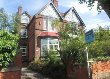 Thumbnail 5 bed semi-detached house for sale in Highland Grove, Worksop, Nottinghamshire
