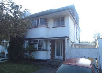 Thumbnail 4 bed semi-detached house for sale in Cannon Hill Lane, Raynes Park, London