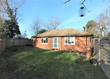 Thumbnail 2 bed detached bungalow to rent in Mannicotts, High Oaks Road, Welwyn Garden City