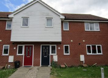 Thumbnail 2 bed terraced house to rent in Wix, Manningtree, Essex
