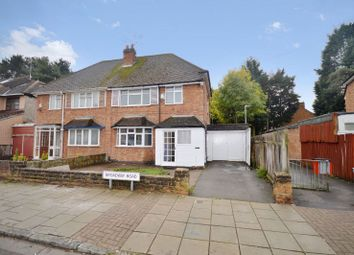 Thumbnail 4 bedroom semi-detached house for sale in Broadway Road, Evington, Leicester