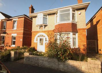 Thumbnail 6 bed detached house to rent in Highfield Road, Winton, Bournemouth