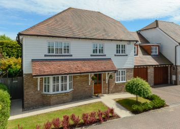 Thumbnail 5 bed semi-detached house for sale in Myrtle Court, Ashford Road, Kingsnorth, Ashford