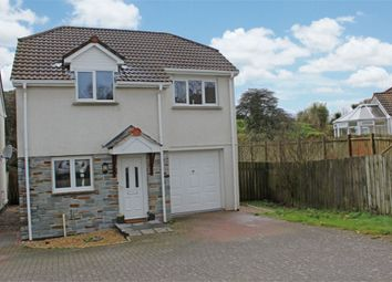 Thumbnail 3 bed detached house for sale in Hendra Prazey, St Dennis, St Austell, Cornwall