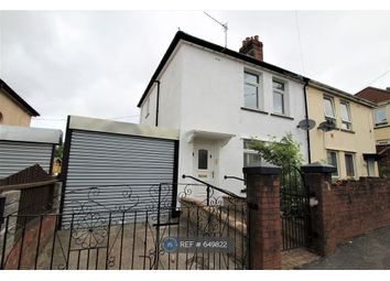 Thumbnail 2 bed semi-detached house to rent in Fourth Avenue, Merthyr Tydfil