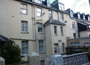 Thumbnail 1 bedroom flat to rent in Larkstone Terrace, Ilfracombe