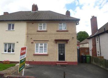 Thumbnail 3 bedroom semi-detached house for sale in Laburnum Road, Dudley, West Midlands