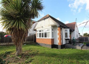 Thumbnail 2 bed bungalow for sale in Langport Drive, Westcliff-On-Sea