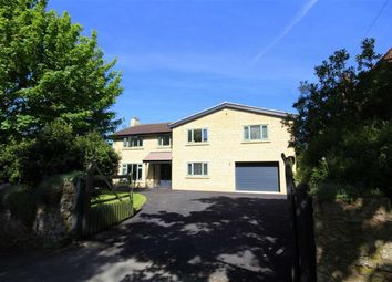 Thumbnail 5 bed detached house for sale in Church Road, Wanborough, Swindon