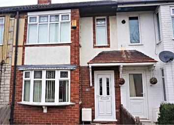 Thumbnail 2 bed terraced house for sale in Danube Road, Hull