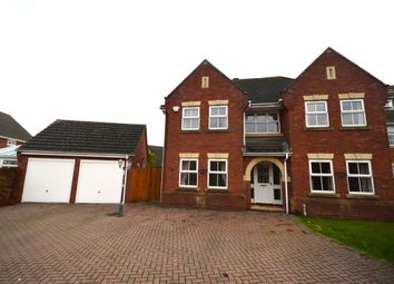 Thumbnail 4 bed detached house to rent in Bath Road, Bracebridge Heath, Lincoln