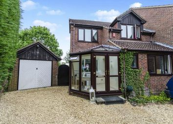 Thumbnail 4 bed semi-detached house for sale in Ashurst, Southampton, Hampshire