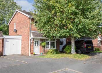 Thumbnail 3 bed detached house for sale in Hollyberry Close, Winyates Green, Redditch