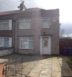Thumbnail 3 bedroom semi-detached house to rent in Utting Avenue East, West Derby, Liverpool