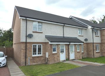 Thumbnail 2 bed end terrace house for sale in Keswick Place, Dumfries, Dumfries And Galloway.