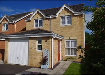 Thumbnail 3 bed detached house for sale in Osborne Heights, East Cowes