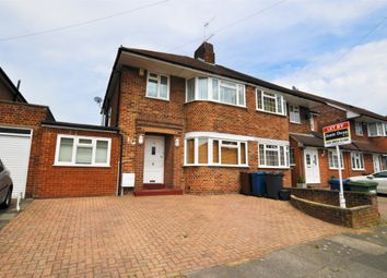 4 bed semi-detached house to rent in Du Cros Drive, Stanmore HA7