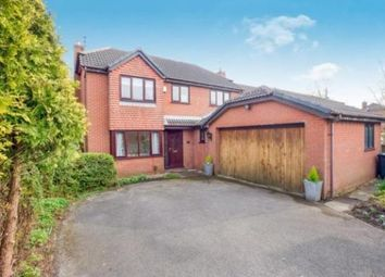 Thumbnail 4 bed detached house to rent in Sandybrook Close, Fulwood, Preston