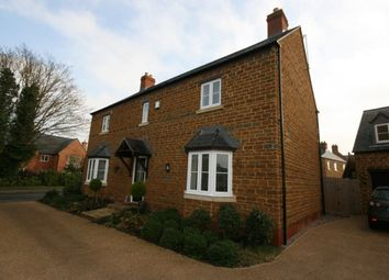 Thumbnail 4 bedroom property to rent in Watts Close, Kislingbury, Northampton