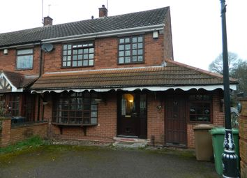 Thumbnail 3 bed end terrace house for sale in Glyn Avenue, Bilston