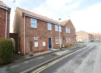 Thumbnail 2 bed flat for sale in Minster Court, Howden, Goole