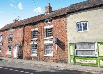 Thumbnail 2 bed terraced house for sale in High Street, Melbourne, Derby