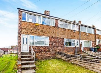 Thumbnail 3 bedroom end terrace house for sale in Deighton Road, Deighton, Huddersfield
