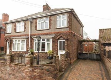 Thumbnail 3 bed property for sale in Low Street, Winterton, Scunthorpe
