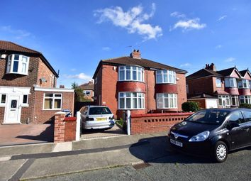 Thumbnail 2 bedroom semi-detached house for sale in Stuart Road, Stretford, Manchester