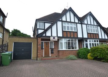 Thumbnail 5 bedroom semi-detached house to rent in Berceau Walk, Watford