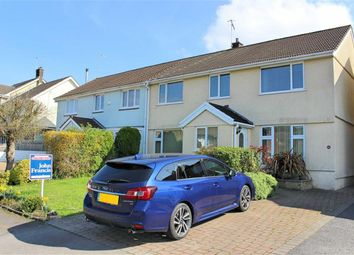 Thumbnail 4 bed semi-detached house for sale in Gwerneinon Road, Sketty, Swansea