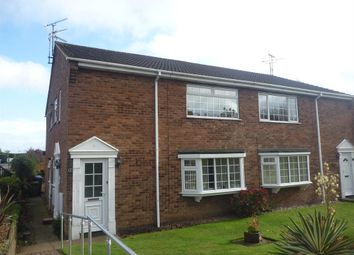 Thumbnail 2 bed flat to rent in Arran Square, Mansfield