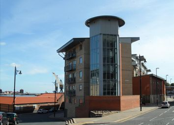 Thumbnail 2 bed flat to rent in Low Street, Sunderland