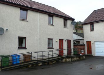 Thumbnail 2 bed flat to rent in Brook Street, Menstrie