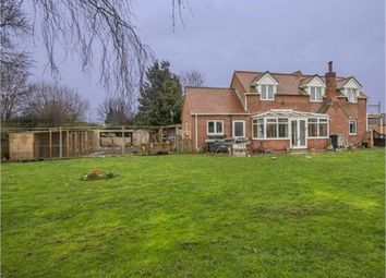 Thumbnail 4 bed detached house for sale in Station Road, Little Steeping, Spilsby, Lincolnshire