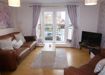 Thumbnail 2 bedroom flat to rent in Ingot Close, Brymbo, Wrexham