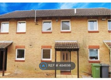Thumbnail 2 bed terraced house to rent in St. Kyneburgha Close, Castor, Peterborough