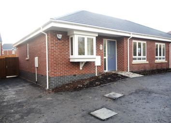 Thumbnail 2 bed detached bungalow for sale in Off Waingroves Road, Waingroves, Ripley