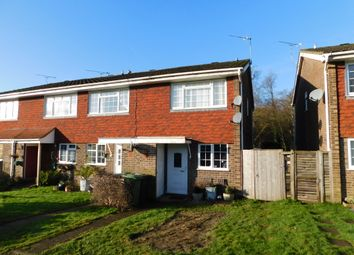 Thumbnail 2 bedroom end terrace house for sale in Waterside Close, Bordon