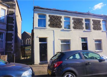Thumbnail 2 bed end terrace house for sale in Cathays Terrace, Cardiff