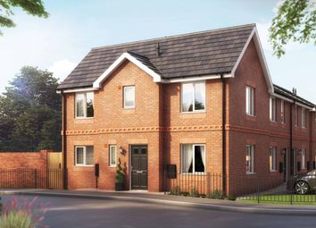 Thumbnail 3 bed semi-detached house for sale in Lockerby Road, Liverpool