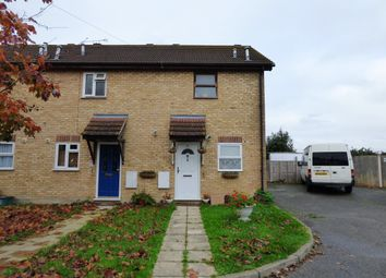 Thumbnail 1 bed end terrace house to rent in Erin Close, Goodmayes