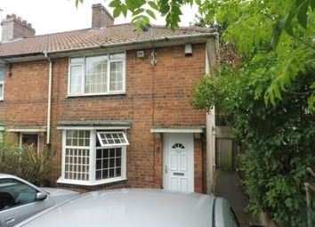 Thumbnail 3 bed property to rent in Hob Moor Road, Small Heath, Birmingham
