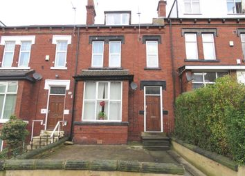Thumbnail 6 bed terraced house for sale in Brudenell Avenue, Hyde Park, Leeds